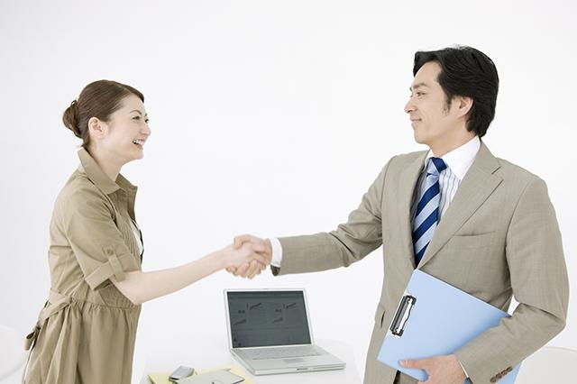 企業が派遣を使う(雇う)メリット①人材を提案してくれる